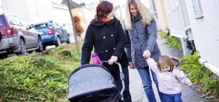 Vil du hjelpe en småbarnsfamilie 2-4 timer i uka?